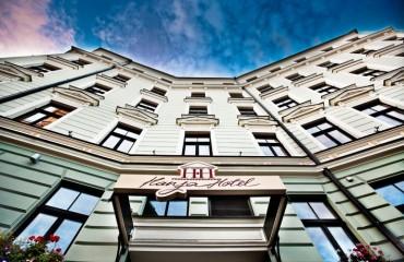 Гостиница Hanza Hotel Riga