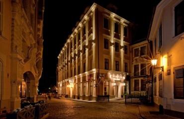 Бутик-отель «Hotel Justus»