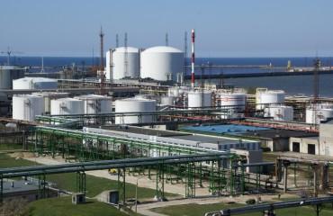 Ventspils nafta terminals