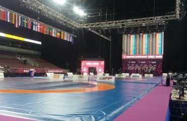 European Championships 2016 in Wrestling