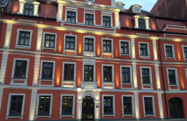 Pullman Riga Old Town hotel