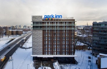 Television, Wi-Fi and IT infra solutions for Park Inn Valdemara