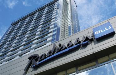 Viesnīca Radisson Blu Hotel Latvija
