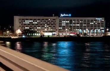 Viesnīca Radisson Blu Daugava Hotel