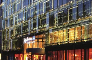 Viesnīca Radisson Blu Elizabete Hotel