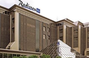 Viesnīca Radisson Blu Rīdzene Hotel