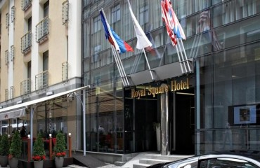 Viesnīca Royal Square Hotel & Suits