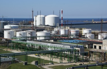 Ventspils nafta termināls