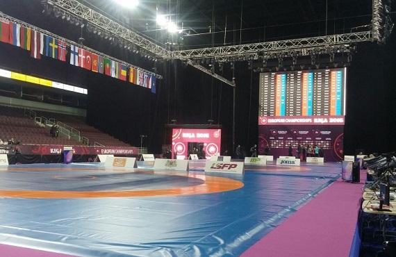European Championships 2016 in Wrestling