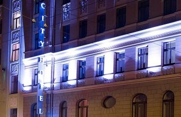 Teater City Hotel viesnīca