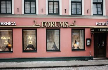 """Viesnīca """"Forums"""""""